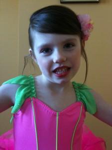 Elise's Dance Recital